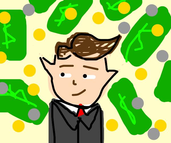 Wealthy Elf