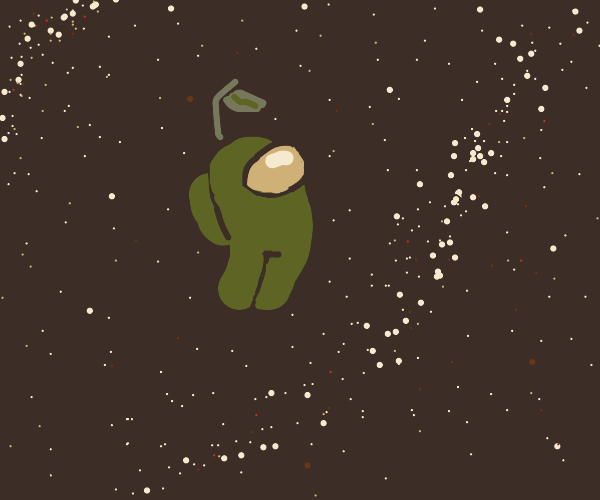 Spaceman amidst the indifferent stars