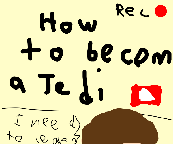 Become JEDI how to