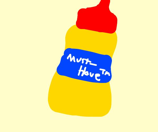 Must-Have(TM) Mustard