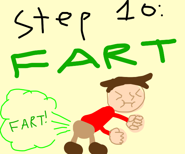 Step 9: Start a school shooting.