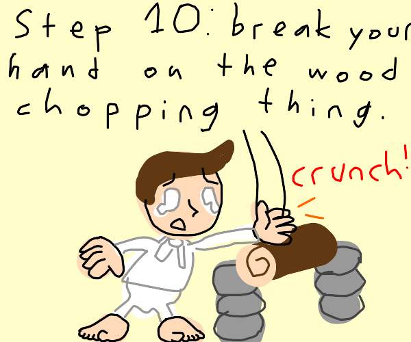 Step 9: join a martial art