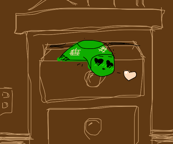 Zombie sock loves you