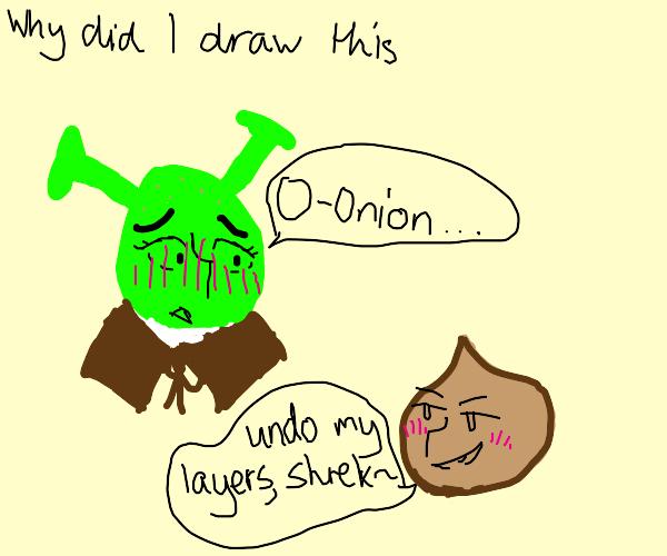 shrek x onions wattpad fanfic