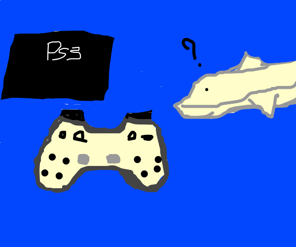 PS3 controls unintuitive for the shark