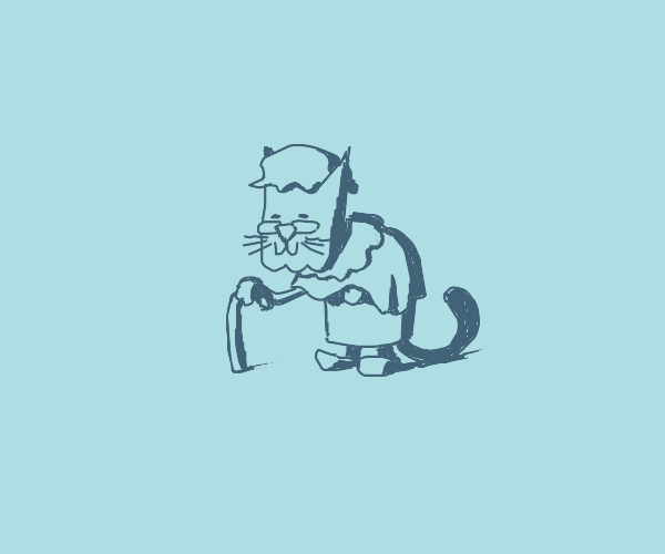 catgirl grandma