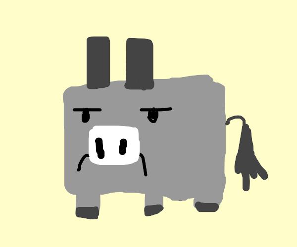 Square Donkey
