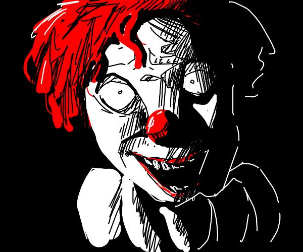 Anime clown