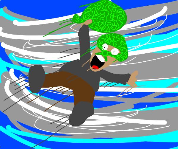 Burglar in a Cyclone