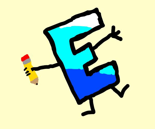 Drawception E