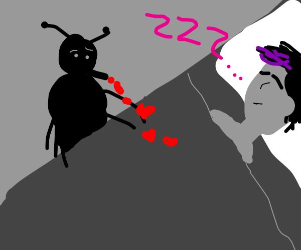 Gooey Bedbug