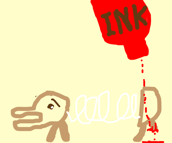 Slinky (Toy Story) is sad