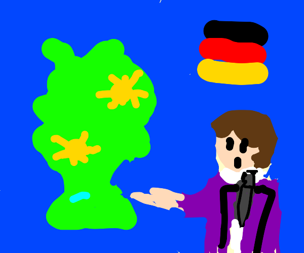 German weather report