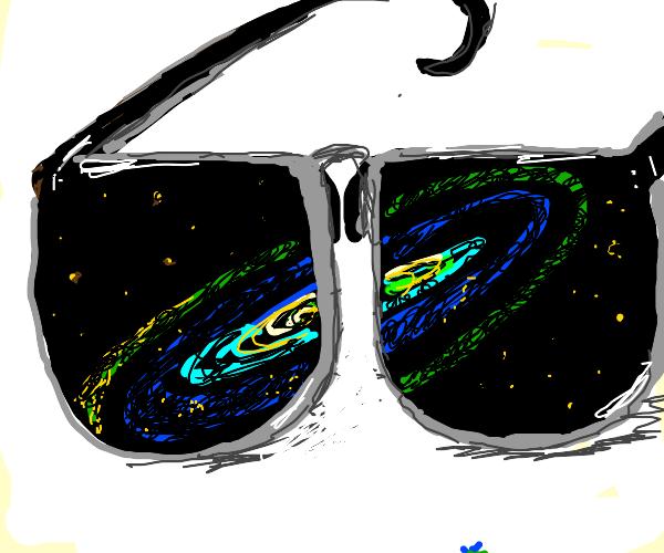 Universe sunglasses