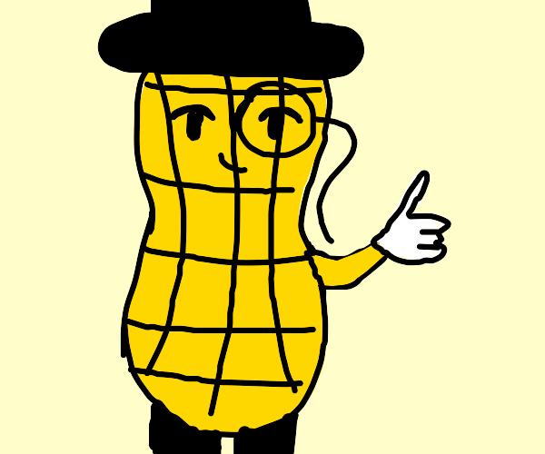 Mr Peanut Thumbs up