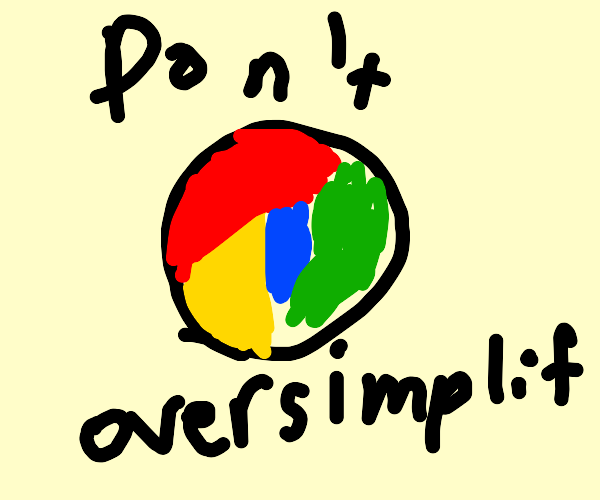 No dont turn google into a simplified logo!