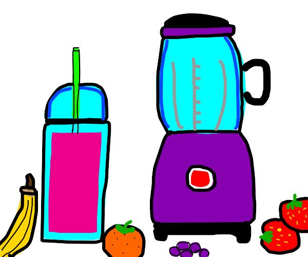 blender & smoothie