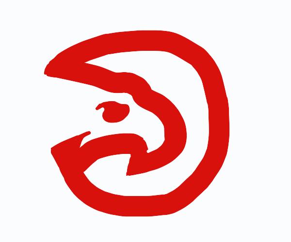 Atlanta Hawks Basketball Club logo