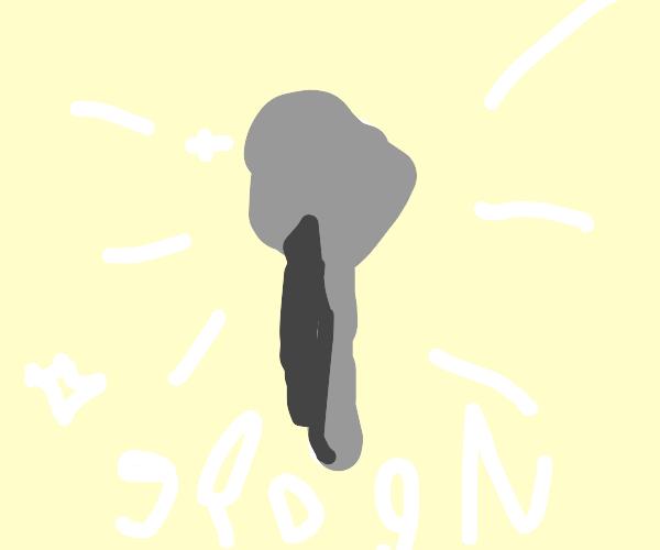 Gaudy Spoon