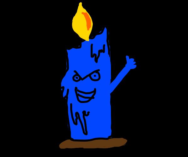 Badass Candle