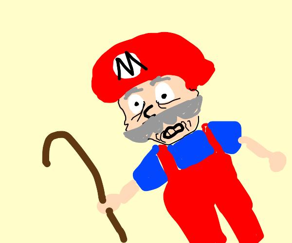 Grandpa Mario