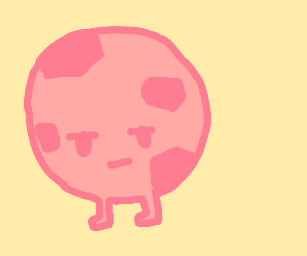 An unimpressed cookie