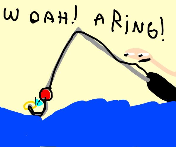 Reeling in a Ring