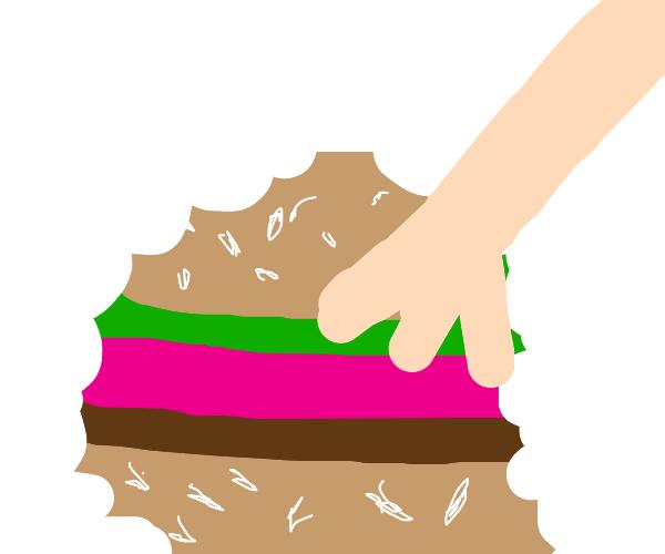 Macdonald's Hamburger