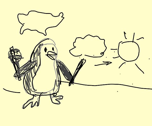 Penguin Forecasting