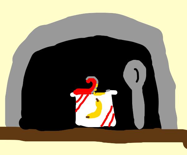 Yogurt in a Cave