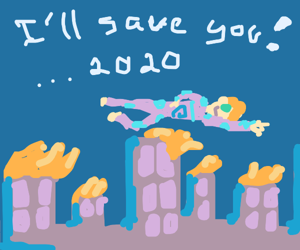 2020 the superhero?
