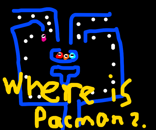 Pacman without Pacman