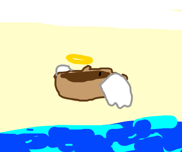 A boat goes to Heaven