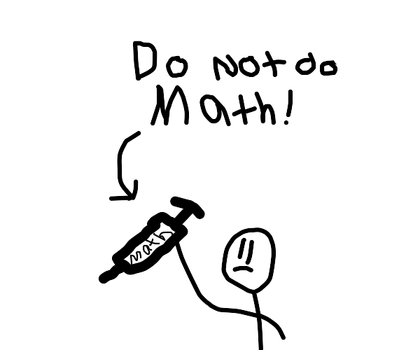 Oh no math injections are a thing now