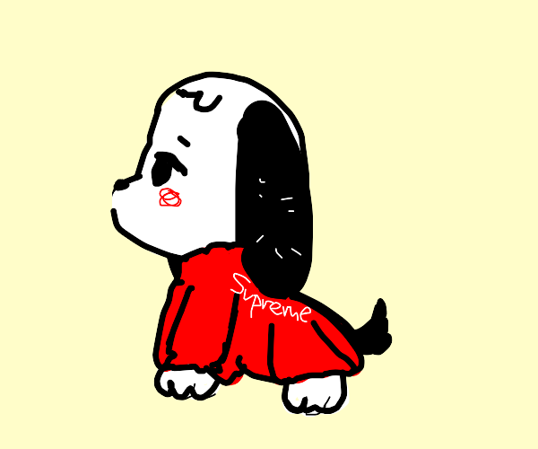 Supreme dog