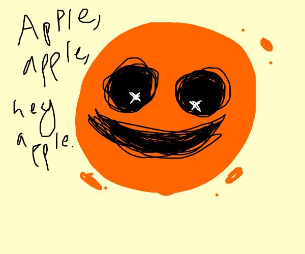 rip annoying orange, we hate him