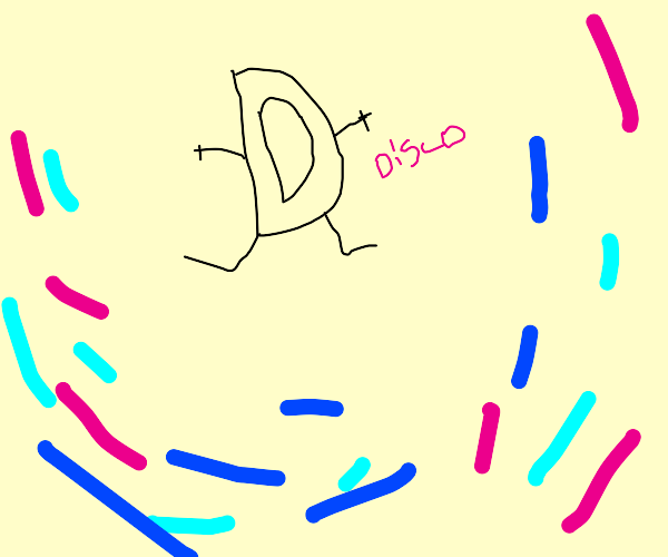 Drawception Disco D