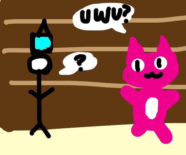 Man invades furry's cabin in the woods