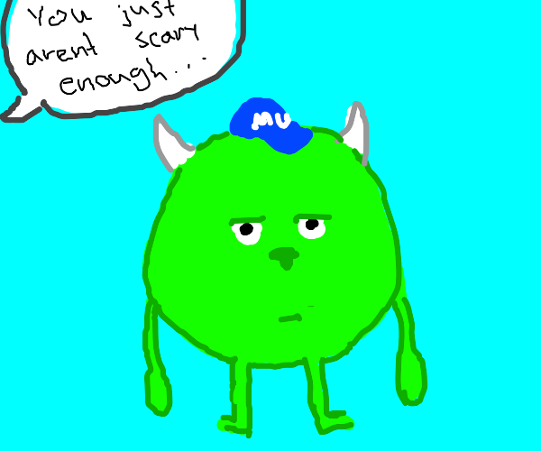 Mike gets kicked out of Monster's University