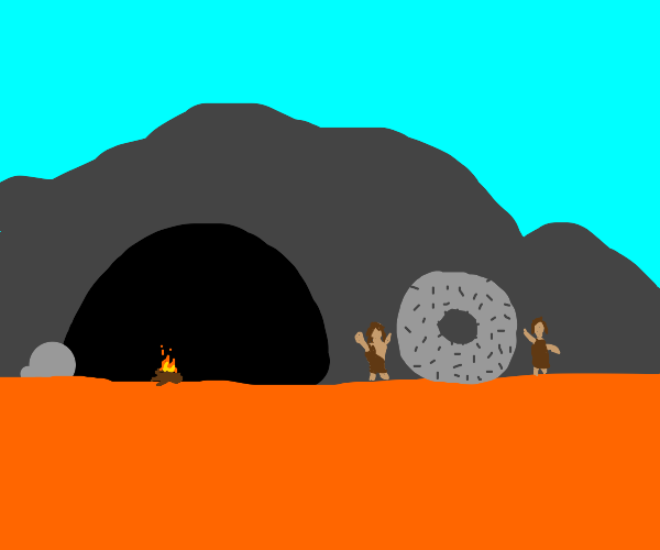 Prehistoric Doughnut