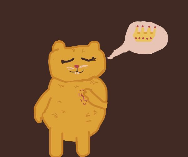 My Hamster Heart is Queen