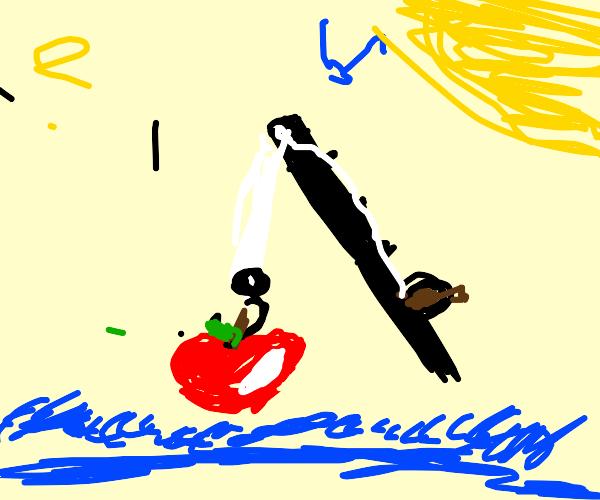 Fishing for Fruit