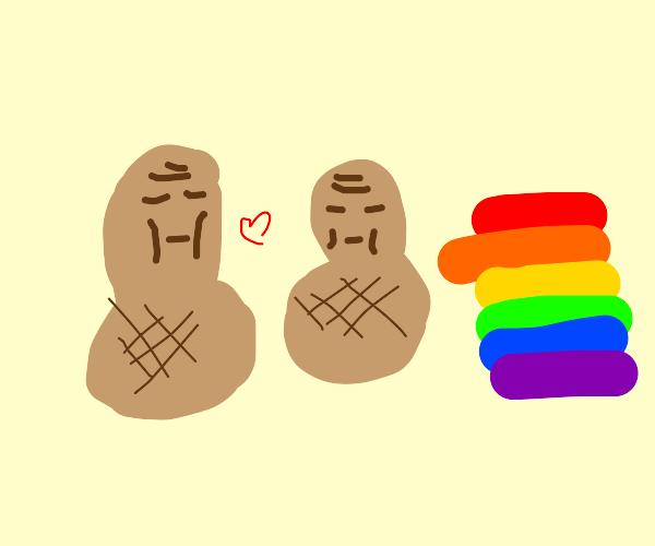 old peanut husbands