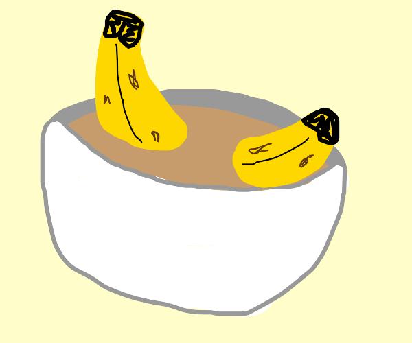 Banana in my Soup