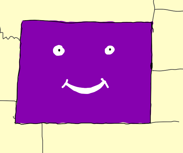 Wyoming is a purple state