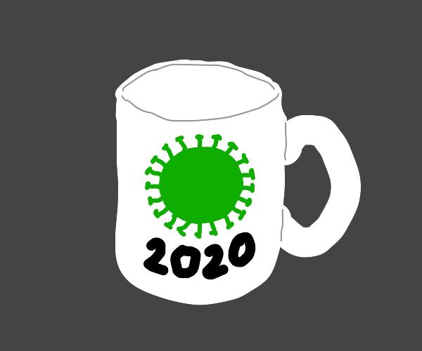 Corona mugs 2020