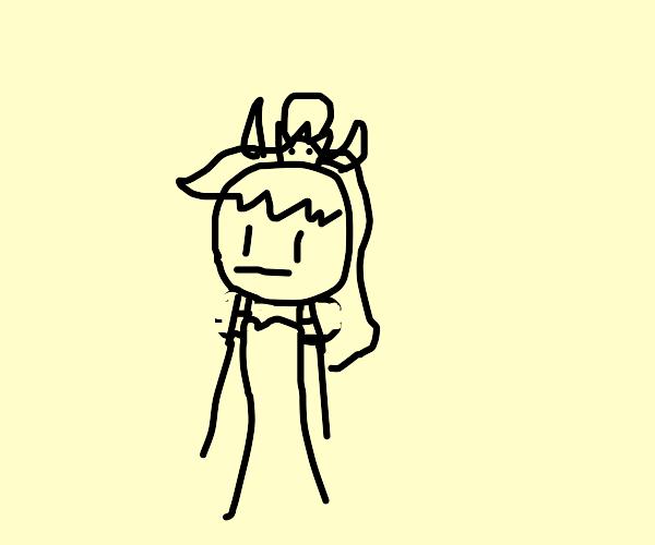 Bowsette