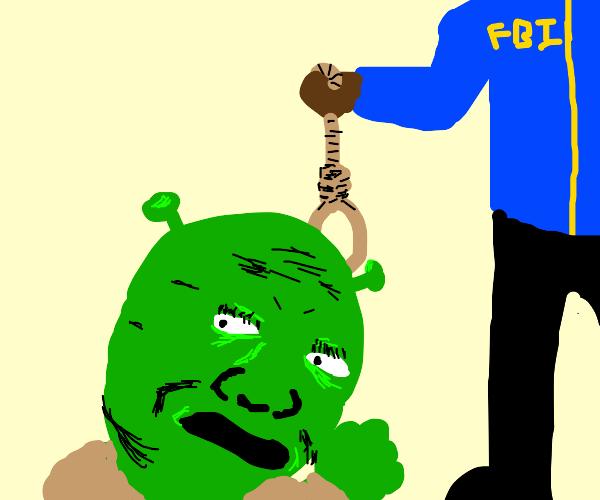 Shrek tells the truth about Epstein