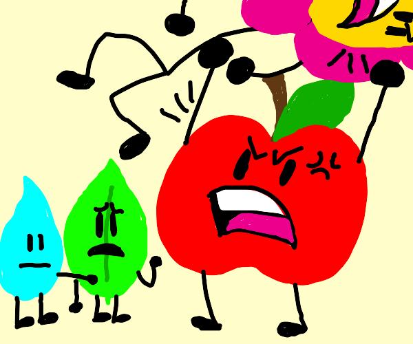 Furious Apple