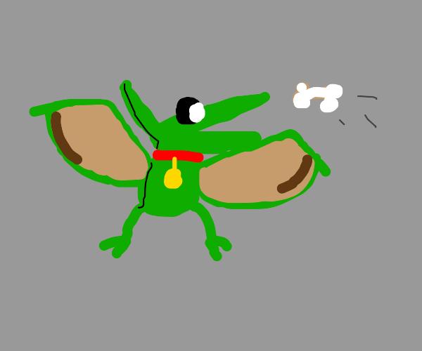 good boy pterodactyl